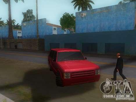 New Huntley para GTA San Andreas