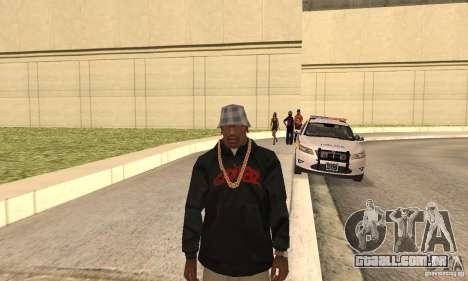 Gorillaz skin para GTA San Andreas