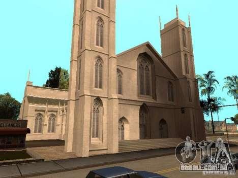 Grand Street para GTA San Andreas segunda tela
