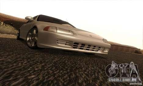 Honda Civic VTI 1994 para GTA San Andreas vista interior