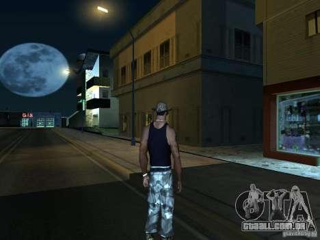 La Villa De La Noche v 1.1 para GTA San Andreas terceira tela