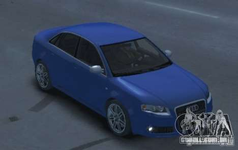 Audi RS4 v1.1 [NFS Undercover] para GTA 4