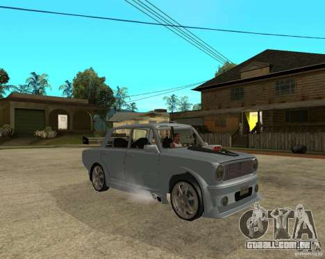 2101 VAZ carro TUNING por ANRI para GTA San Andreas vista direita