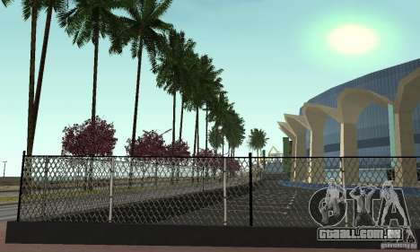 Green Piece v1.0 para GTA San Andreas décimo tela