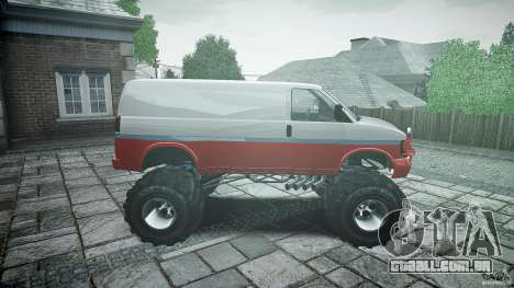 MEGA Speedo v0.9 para GTA 4 vista interior