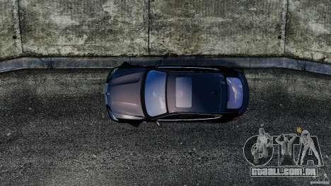 BMW X6 2013 para GTA 4 vista direita