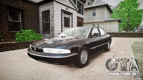 Chrysler New Yorker LHS 1994 para GTA 4 vista direita