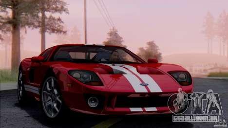 SA Beautiful Realistic Graphics 1.7 BETA para GTA San Andreas segunda tela