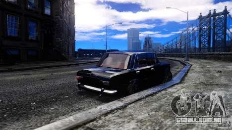 VAZ 2101 para GTA 4 traseira esquerda vista