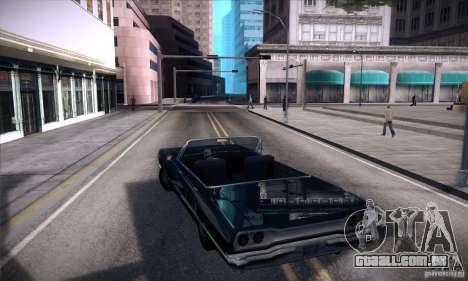 Enb Series v5.0 Final para GTA San Andreas quinto tela