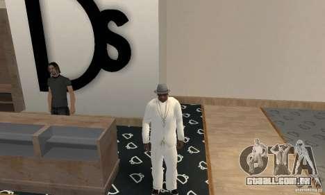 Begie CJ Skin para GTA San Andreas