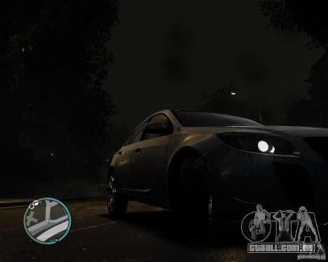 Vauxhall Insignia v1.0 para GTA 4 traseira esquerda vista