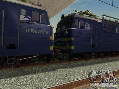 839-VL60 para GTA San Andreas esquerda vista