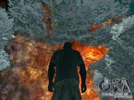 Salut v1 para GTA San Andreas oitavo tela