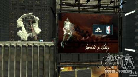Time Square Mod para GTA 4 terceira tela