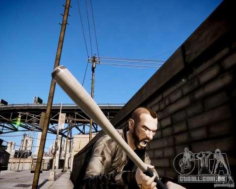 Niko - Hooligan para GTA 4 quinto tela