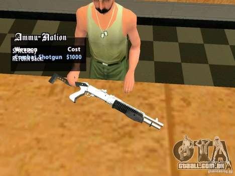 TeK Weapon Pack para GTA San Andreas décima primeira imagem de tela