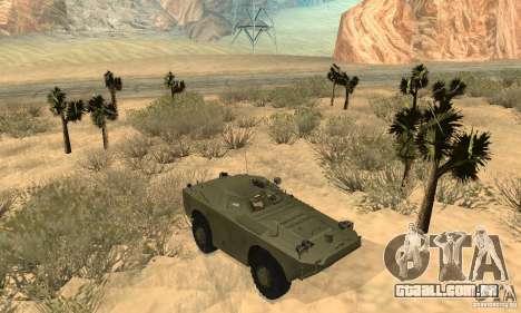 Pele BRDM-1 1 para GTA San Andreas