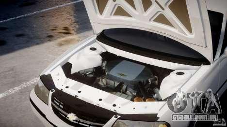 Chevrolet Impala Unmarked Police 2003 v1.0 [ELS] para GTA 4 vista direita