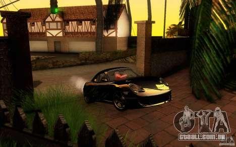 Ruf RK Coupe V1.0 2006 para o motor de GTA San Andreas