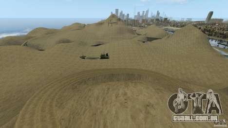 Desert Rally+Boat para GTA 4 segundo screenshot