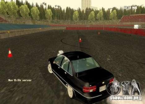 Nascar Rf para GTA San Andreas terceira tela