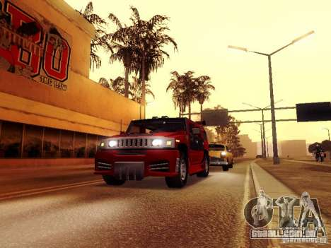 ENBSeries v1 para GTA San Andreas terceira tela