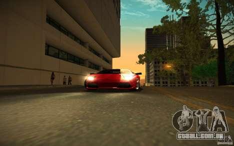 ENB Black Edition para GTA San Andreas oitavo tela