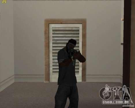 Câmera para GTA San Andreas terceira tela