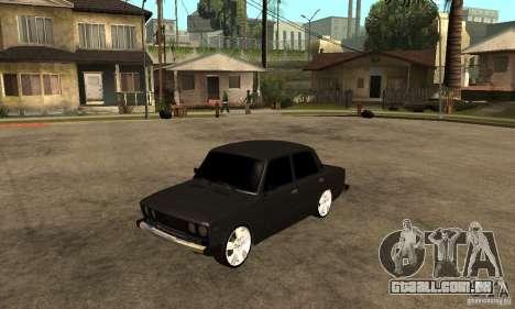 Lada VAZ 2106 LT para GTA San Andreas