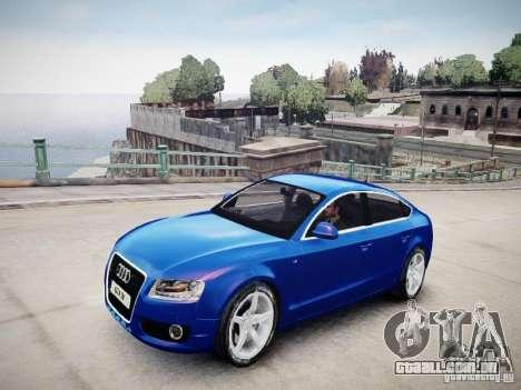 Audi A5 Sportback para GTA 4