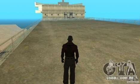 Lost Island para GTA San Andreas por diante tela