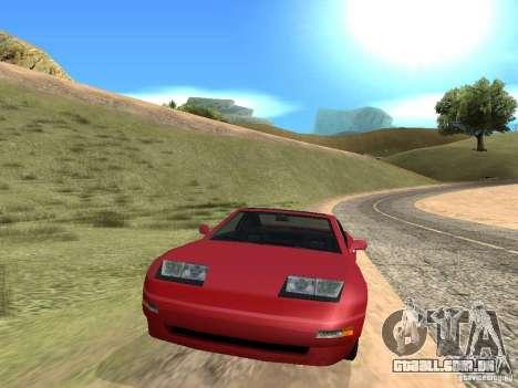Viagem de carro para GTA San Andreas segunda tela