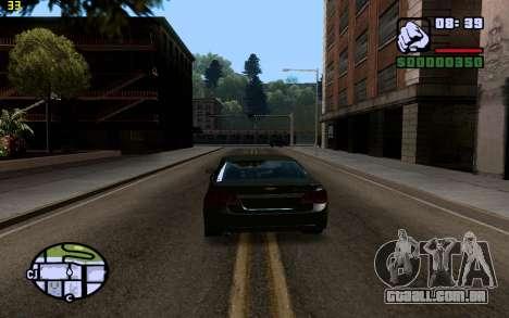 ENBSeries by VadimSpiridonov para GTA San Andreas terceira tela