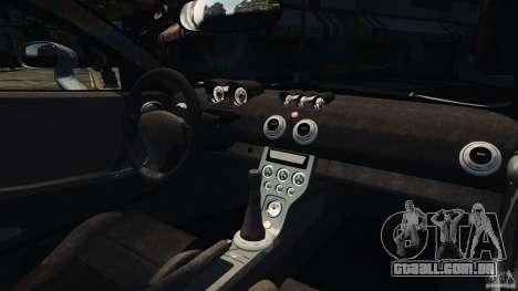 Ascari KZ1 v1.0 para GTA 4 vista de volta