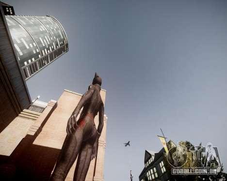 Catwoman v2.0 para GTA 4 sexto tela