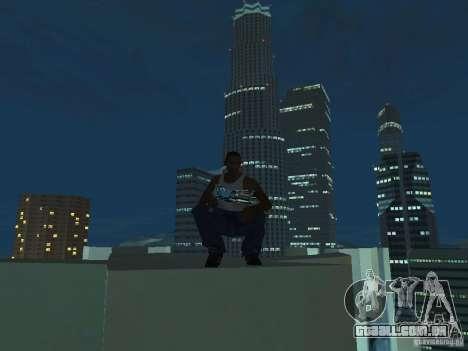 Weapons Pack para GTA San Andreas décimo tela