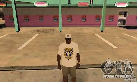 Boné John Cena para GTA San Andreas terceira tela