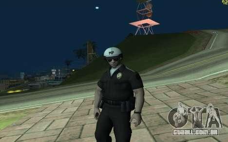 Nova DPSnik para GTA San Andreas