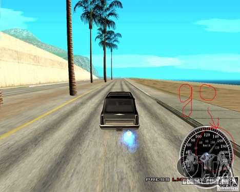 Perenniel Speed Mod para GTA San Andreas segunda tela