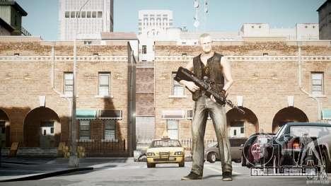 Merle Dixon para GTA 4 por diante tela