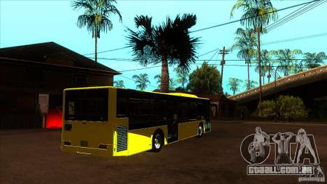 Design X3 para GTA San Andreas vista direita