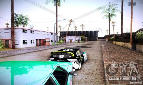 New El Corona para GTA San Andreas terceira tela