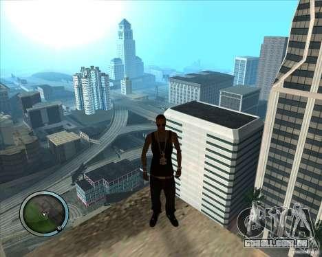 Memory512 - No SALA or Stream anymore para GTA San Andreas terceira tela