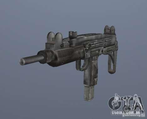 Grims weapon pack2 para GTA San Andreas sexta tela