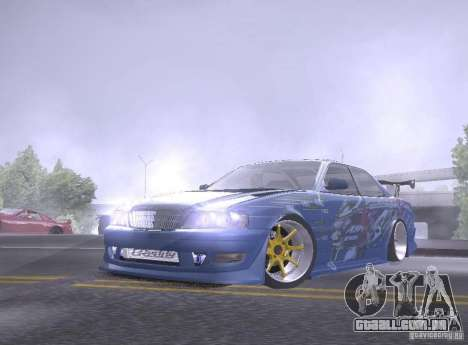 Toyota Chaser JZX100 Weld para GTA San Andreas
