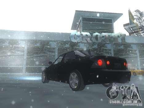 Lexus IS300 para as rodas de GTA San Andreas