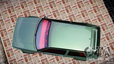 Volkswagen Golf II W8 para GTA 4 vista direita