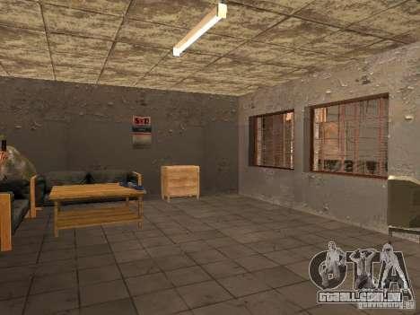 Serviço de carro aproximadamente Groove v 1.5 para GTA San Andreas terceira tela
