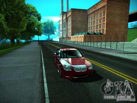 ENBSeries V4 para GTA San Andreas terceira tela